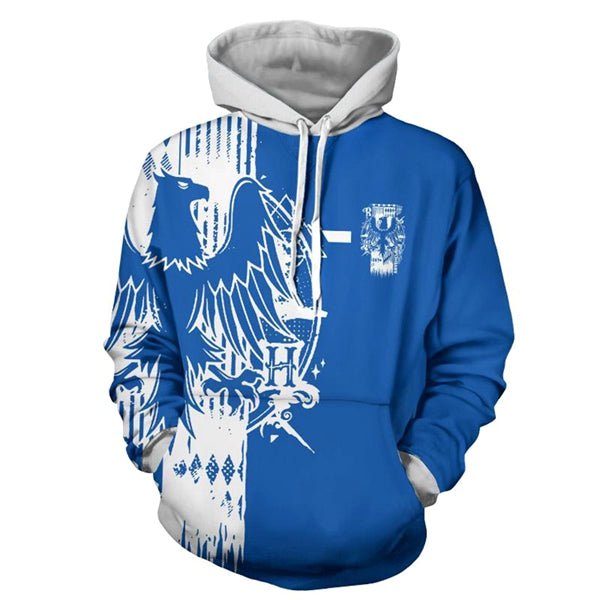 New Harry Potter 3D Hoodies Sweatshirts