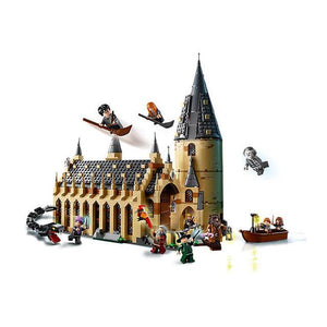 New Arrival HP Hogwarts Great Wall Set Building Blocks Model 983 Pcs