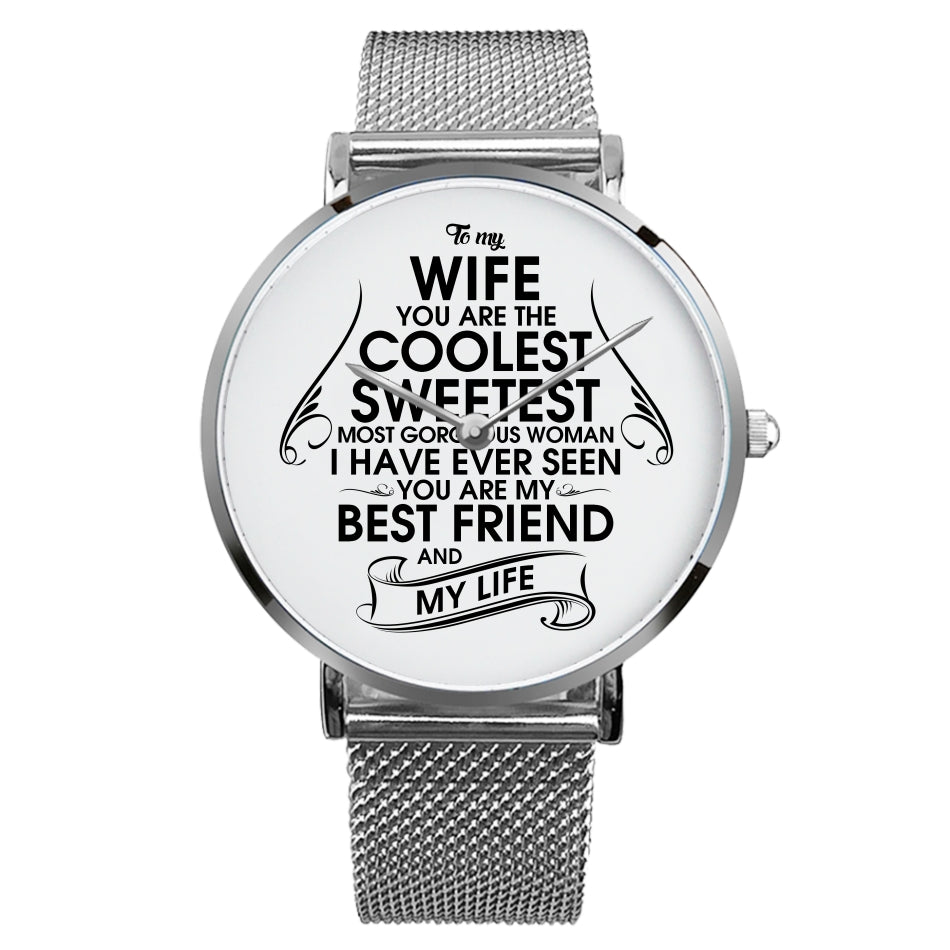 To My Wife Watch