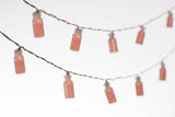 Peach Bottle String Light