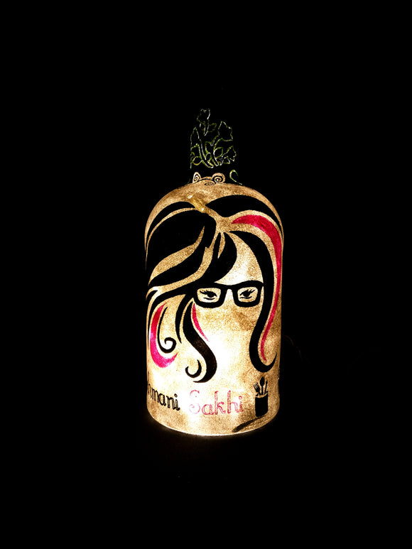Customized Lamp - Sukhmani Sakhi
