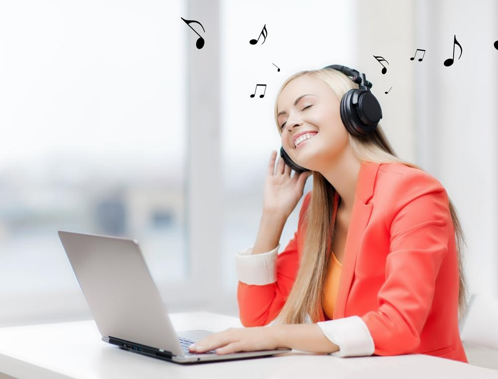 Music, Your Mood and Your Productivity