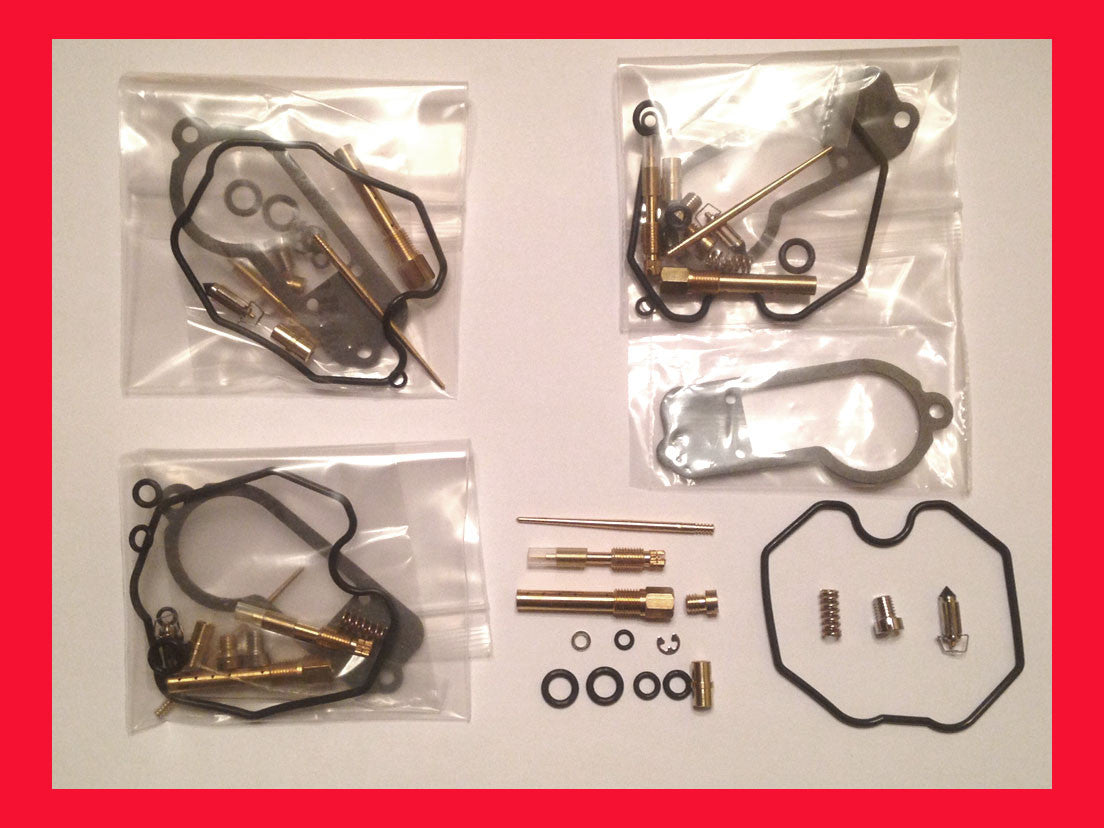 CB550 Four Carburetor Rebuild Kits Honda CB550K3 1977 1978! Motorcycle Carb Kit!