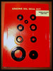 Honda CB450 Oil Seal Kit CL450 1968 1969 1970 1971 1972 1973 1974 450 Engine!