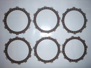 Honda 305 CL77 Scrambler New Clutch Disc Set! 6pcs 1965 1966 1967 1968 1969