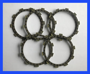 Yamaha AT125 CT175 Clutch Disc Set AT1 AT2 AT3 CT1 CT2 CT3 AT1MX 1969-1973