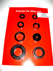 Honda CB500 CB500F Engine Oil Seal Kit! Four 1971 1972 1973
