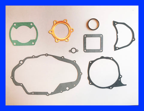 DT250 Engine Gasket Set 1974 1975 1976 250 w/ Head Gasket Rebuild Kit