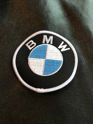 Vintage BMW Car Motorcycle Patch /Crest !