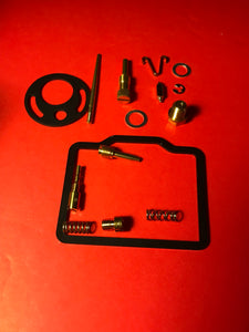 Honda TL125 1973 1974 1975 Keihen Carburetor Rebuild Kit TL125 Trials Motorcycle