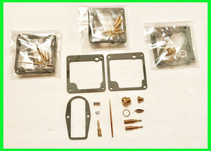 KZ900 Z1 Carburetor Rebuild Kits X4pc Kawasaki 1973 1974 1975 900 cc Carb Motorcycle