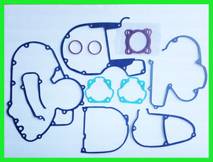 Kawasaki A7 350 1967 1968 1969 1970 1971 Engine Gasket Set! Avenger! Motorcycle