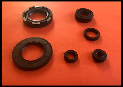 Yamaha YR5 R5 Crank Oil Seal Kit 350 Engine Case 1970 1971 1972