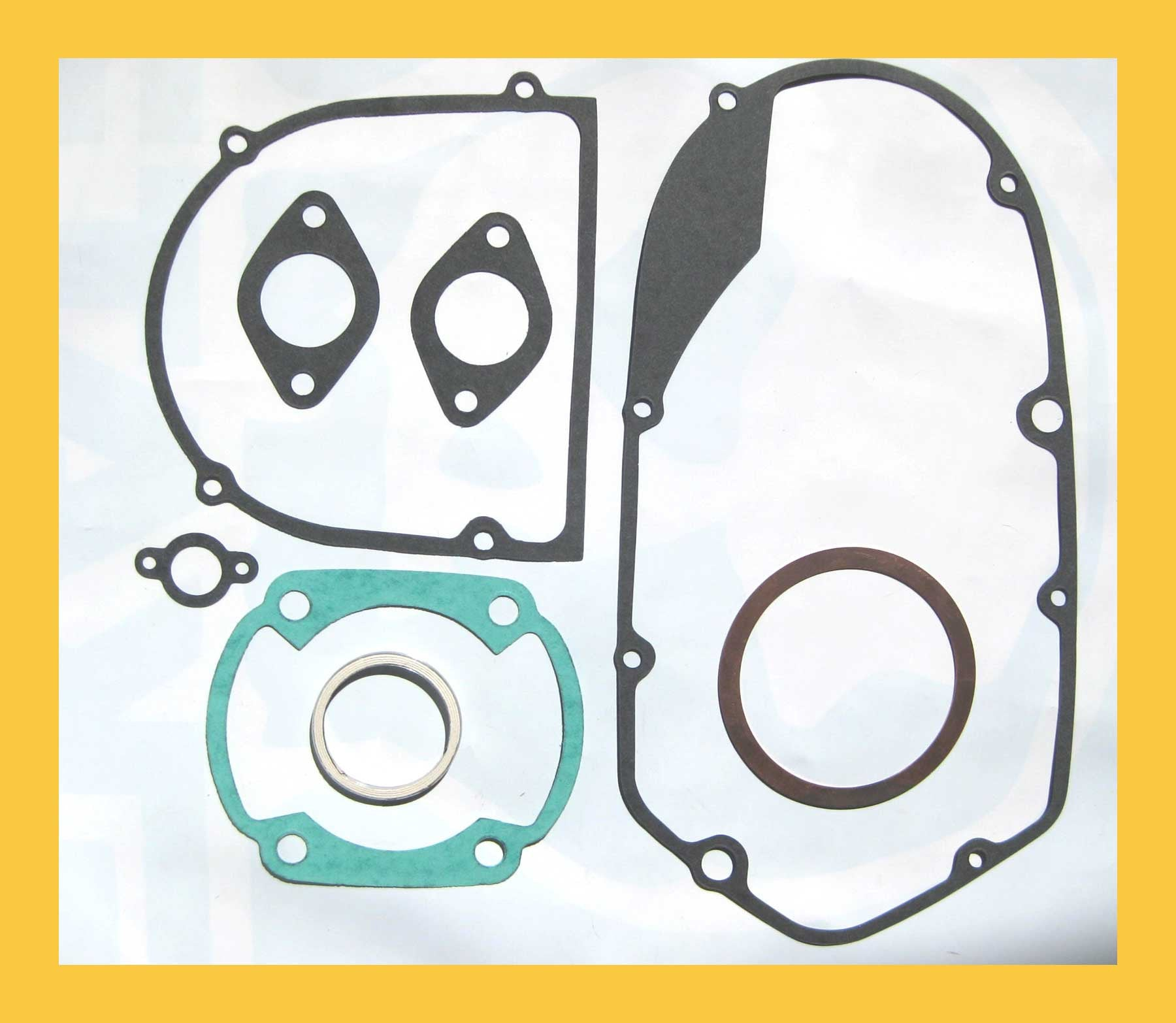 Yamaha RT360 Engine Gasket Set Kit RT1 RT2 RT3 RT 360 1969 1970 1971 1972 1973