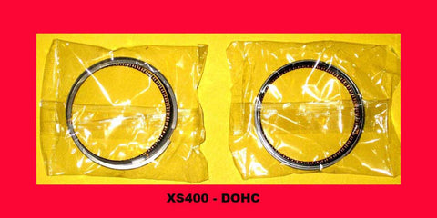 Yamaha XS400 Piston Rings Set x2 1982 1983 DOHC Seca Maxim STD. size