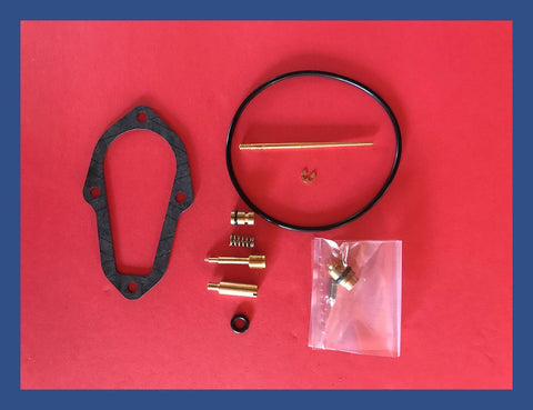 Honda XL250 Carb Rebuild Kit Carburetor 1972 1973 1974 1975 250 Enduro 250