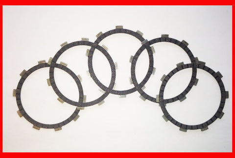 Honda CB175 Clutch Disc Set CL175 CD175 SL175 ! 1968 1969 1970 1971 1972 1973!