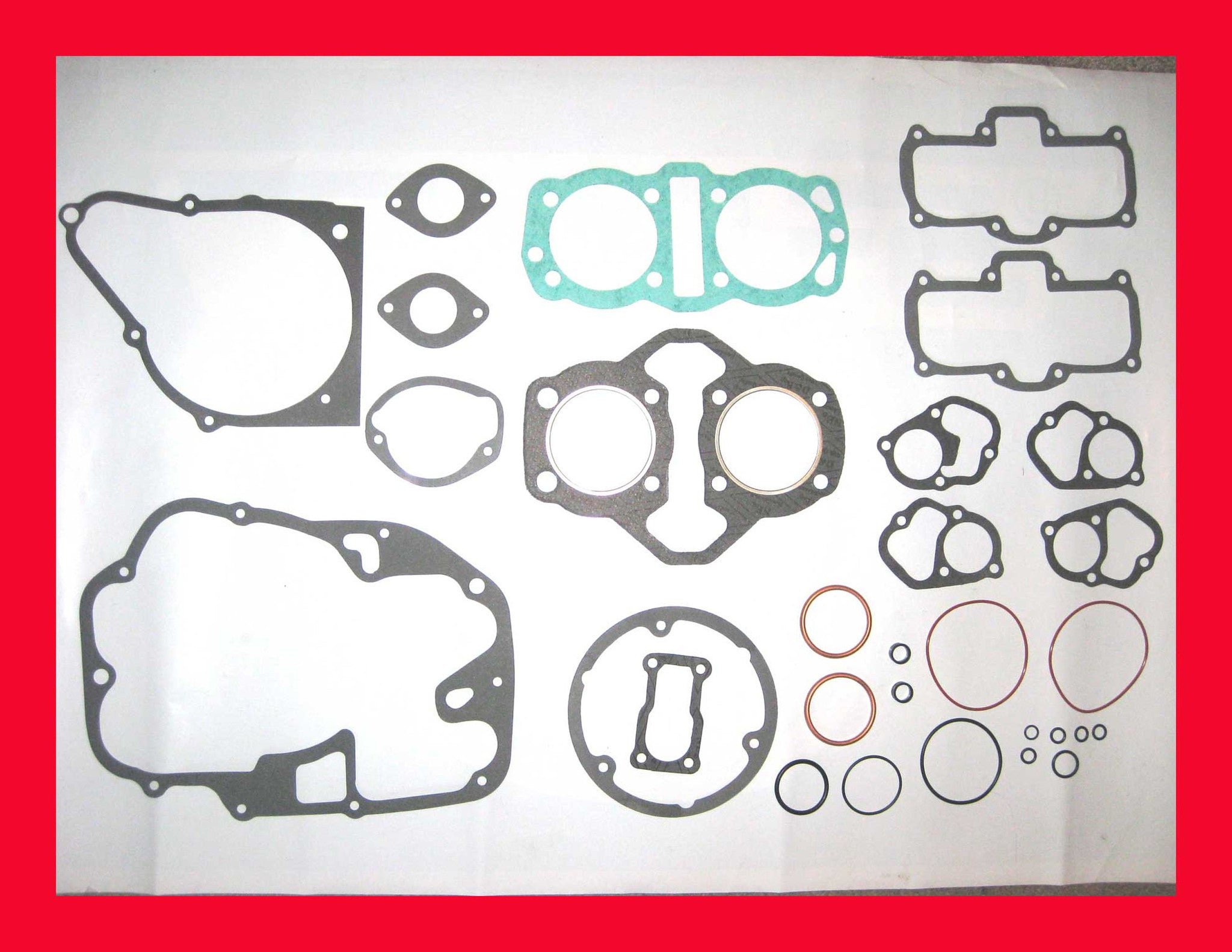 Honda CB450 CL450 Gasket Set! 1968 1969 1970 1971 1972 1973 1974 Motorcycle 450