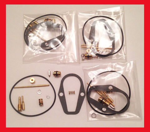 CB500 Four Carburetor Rebuild Kits Honda CB500F 1971 1972 1973 Carb Kit