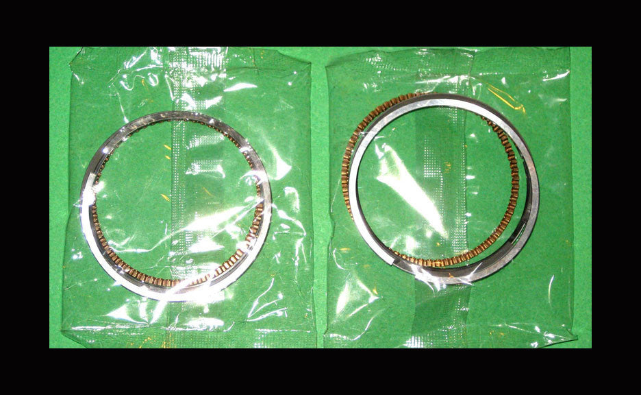 Honda CB350 CL350 SL350 Piston Rings - (1.00mm Oversize)