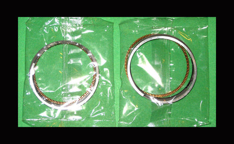 Honda CB450 Black Bomber New Standard STD. Piston Rings x2 Sets 1965 1966 1967