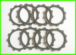 Yamaha SC500 Clutch 1973 1974 Friction Disc Kit New Motorcycle 500 8 pcs