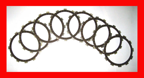 Honda CB650 Clutch Friction Disc Plates 1979 1980 1981 1982! 650 Nighthawk