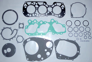 Suzuki GT750 Engine Gasket Set! 1972 1973 1974 1975 1976 1977 Water Buffalo