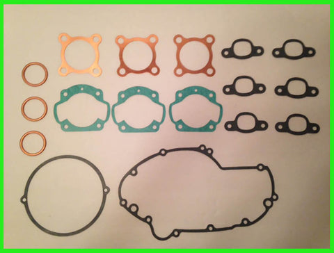 Kawasaki H1 500 KH500 1969 1970 1971 1972 1973 1974 1975 1976 Engine Gasket Set!