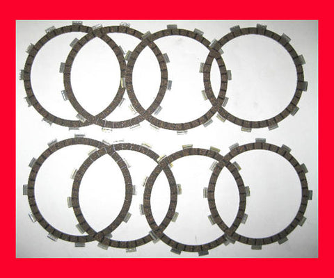 Honda 360 CB360 CL360 CJ360 New Clutch Disc Set 1973 1974 1975 1976 1977