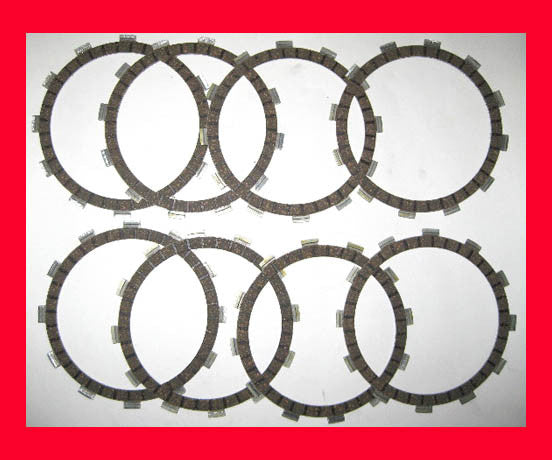 Honda 250 CB250 CL250 New Clutch Disc Set 1968 1969 1970 1971 1972 1973 !