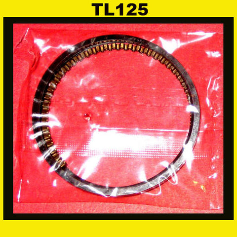 Honda TL125 Piston Ring Set 1973 1974 1975 STD. Standard Size Motorcycle