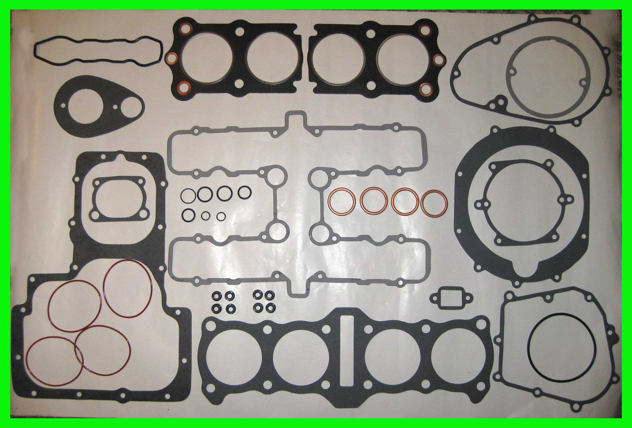 Kawasaki KZ1000 Engine Gasket Set 1977 1978 1000 Z1000- 39pcs!
