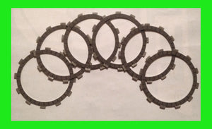 Kawasaki KZ440 Z440 Clutch Friction Disc Set 1980 1981 1982 1983 440 Motorcycle