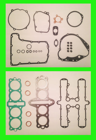 Kawasaki KZ650 650 Engine Gasket Set 1976 1977 1978 1979 1980 1981 1982 1983!