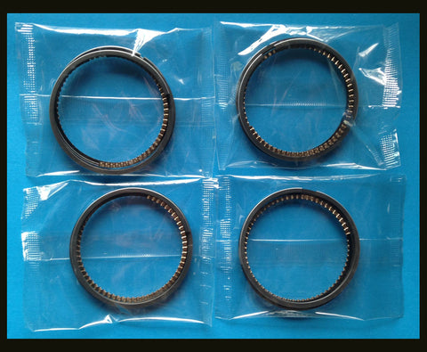 Kawasaki KZ750 ZX750 Four Piston Rings X4 1982 1983 1984 1985 1987 1992 GPZ 13008-5046