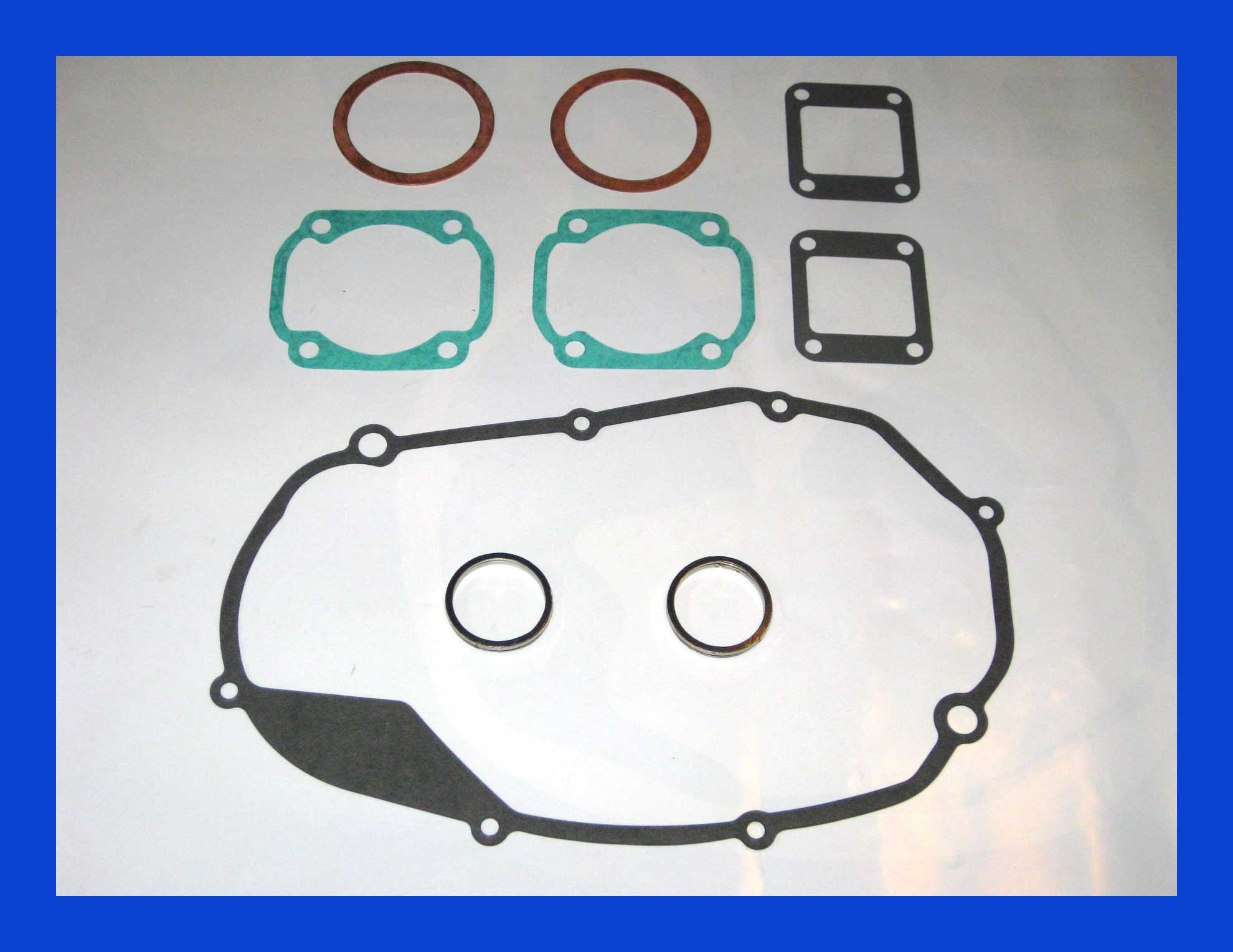 YAMAHA RD350 Engine Gasket Set 1973 1974 1975 350 Motorcycle