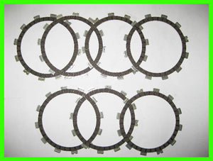 Yamaha RT360 360 RT1 RT2 RT3 Clutch Friction Disc Set 1970 1971 1972 1973 1974