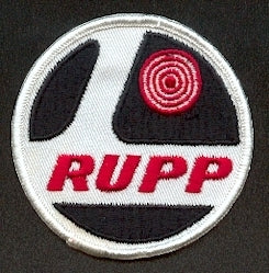 Vintage RUPP Factory Minibike Patch!! 1960's