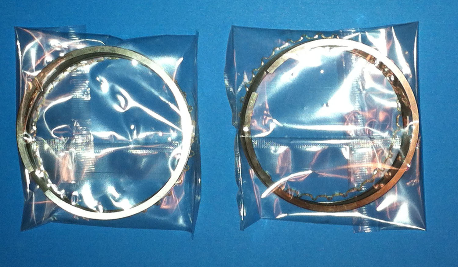 Yamaha TX500 Piston Rings Set x 2 1973 1974 371-11610-03 Motorcycle