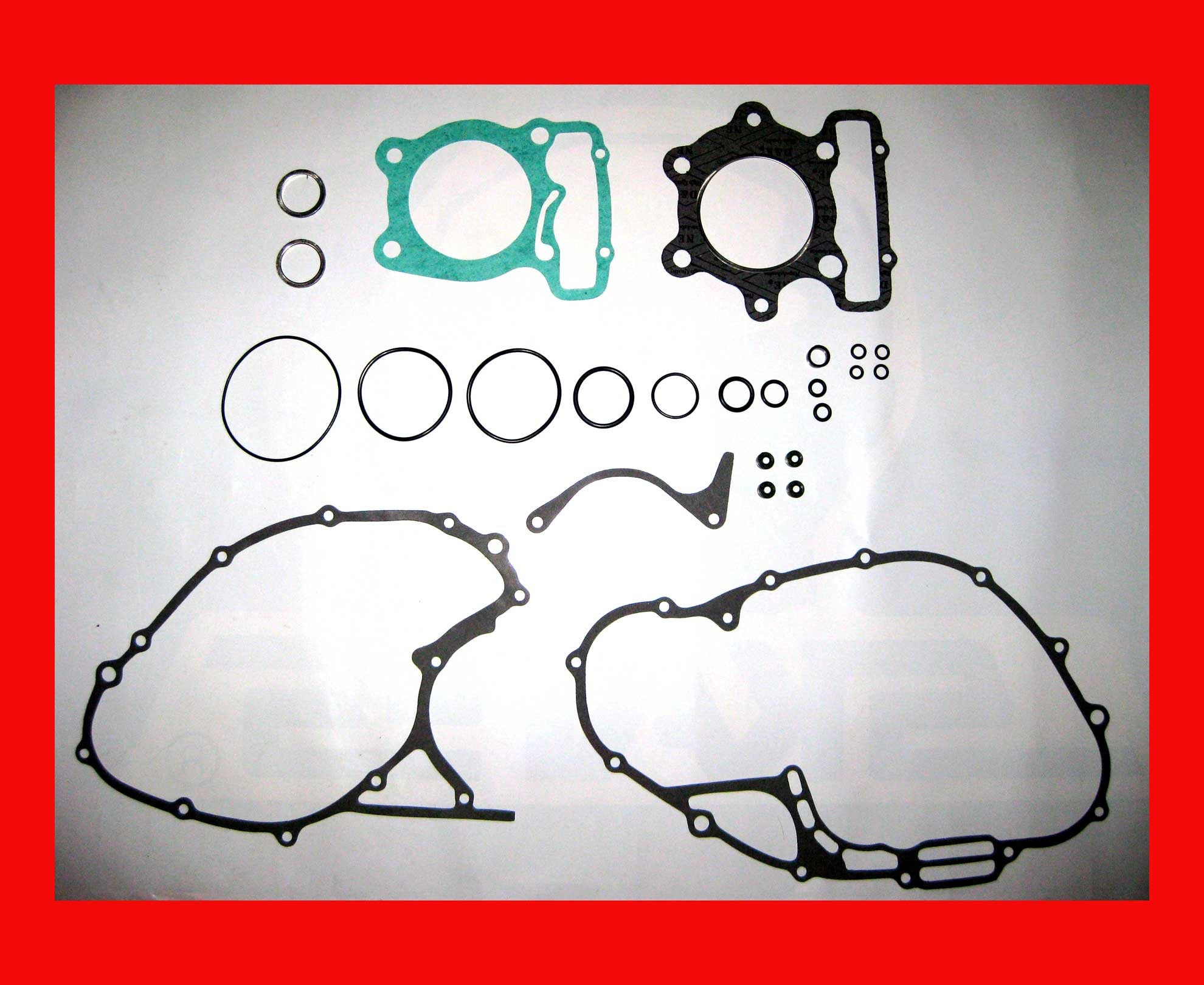 Honda XL250 XR250 Gasket Set! 1978 1979 1980 1981 250 Engine XL250S XR250R