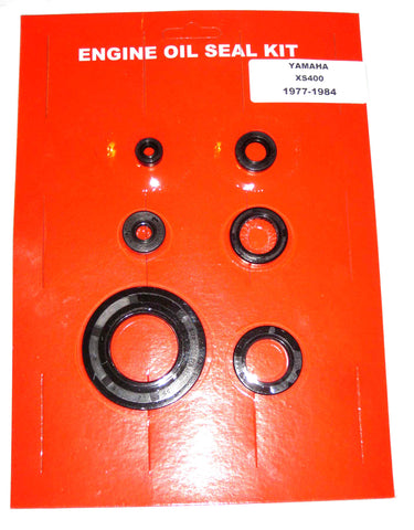 Yamaha XS400 1977 1978 1979 1980 1981 1982 1983 1984 Oil Seal Kit