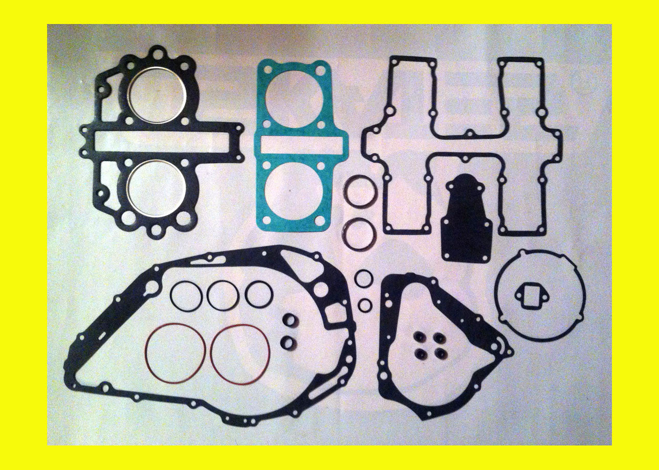 Yamaha XS400 Gasket Set 1982 1983 1984 1985 DOHC Engine Motorcycle Maxim+