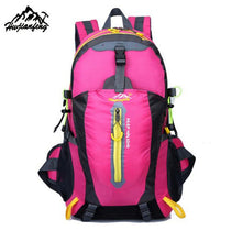Load image into Gallery viewer, Brand 40L Outdoor Mountaineering Backpack Hiking Camping Waterproof Nylon Travel Bags B1#W21