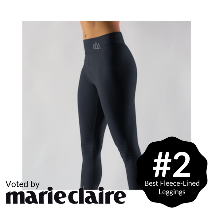 Winterluxe Feature: Marie Claire's Top 10 'Fleece-Lined Leggings For That Extra Level Of Warmth'