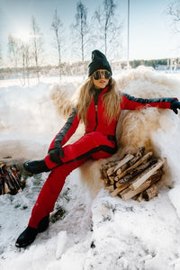 Your Go-To Guide To Looking Fashionable On The Slopes!