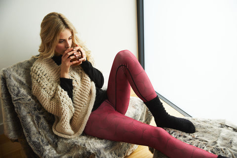 pink colourful thermals for ladies fashion online australia