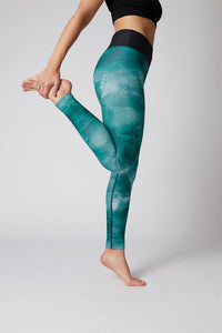 Winterluxe Tights Glacier      [Free shipping within Australia]