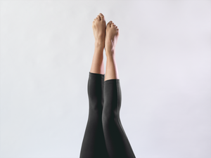"Black thermal leggings. Winterluxe ""Basics"" Black tights. The warmest tights in the world"