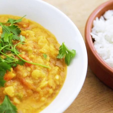 Green Chilli Dal
